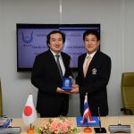 การลงนาม Memorandum of Understanding Okayama University Faculty of Dentistry