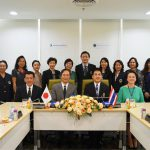 การลงนาม Memorandum of Understanding Hiroshima University Faculty of Dentistry